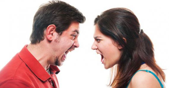 Во сне поссориться с мужем