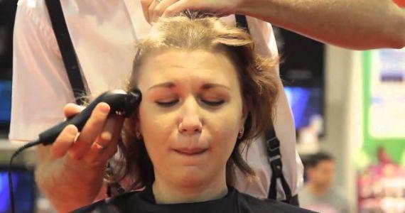 Как самому подстричь на лысой