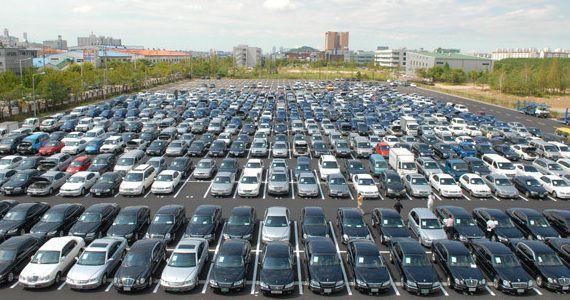 Сонник припарковать машину