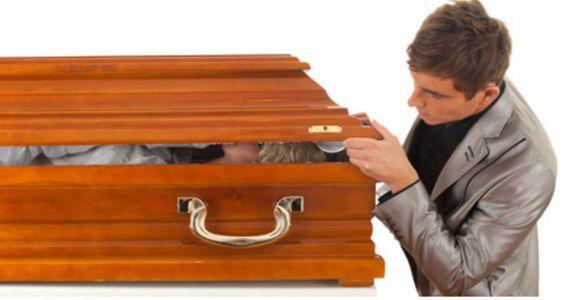 К чему снится оживший покойник родственник отец thumbnail