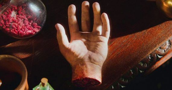 Сонник рука отрубленная своя 50
