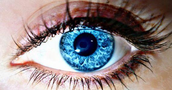 Сонник девочка с голубыми глазами