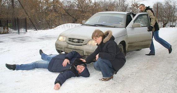 К чему снится что человека сбила машина