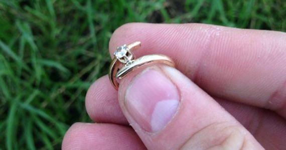 Как найти свое кольцо по