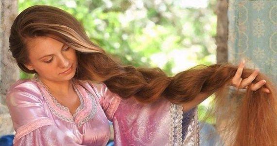 сонник густые и длинные волосы