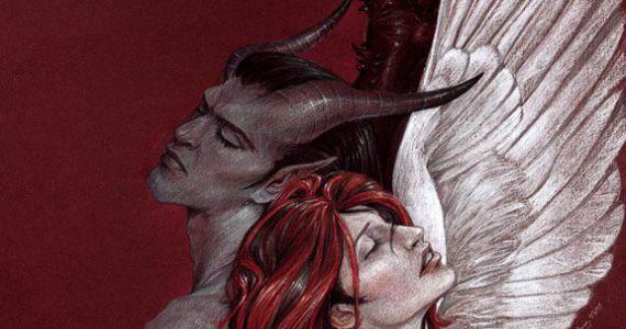 Ангел и демон : порно видео онлайн, смотреть