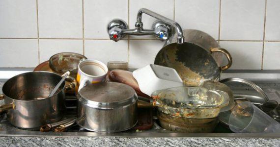 Во сне грязная посуда подробное толкование