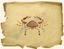 Знак Зодиака Рак 22.06-22.07